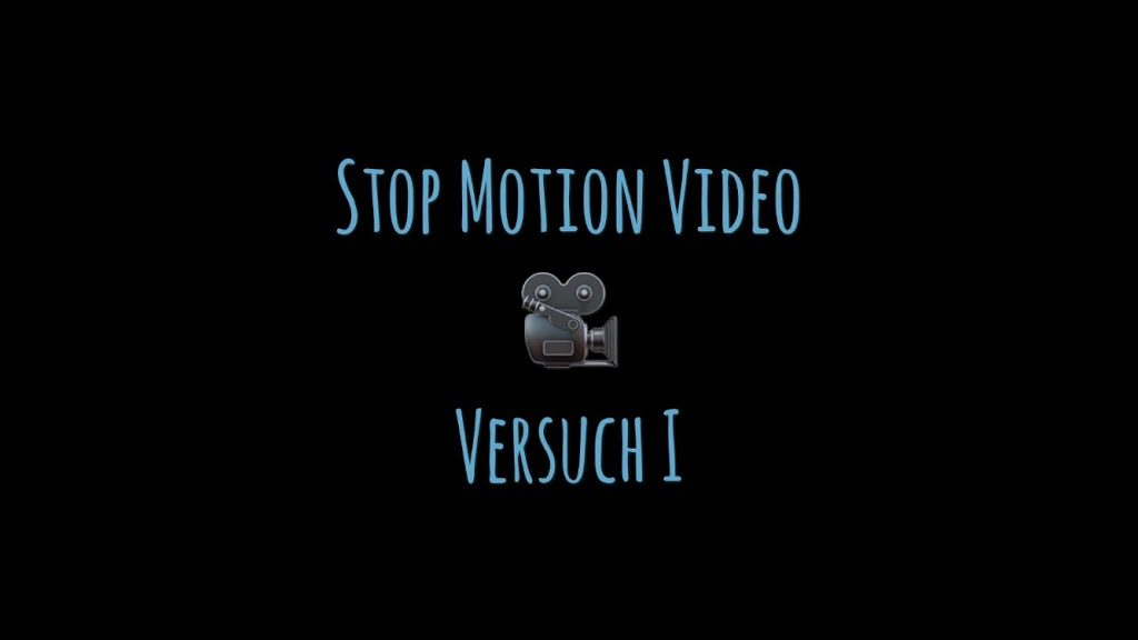 Stop Motion Video screenshot