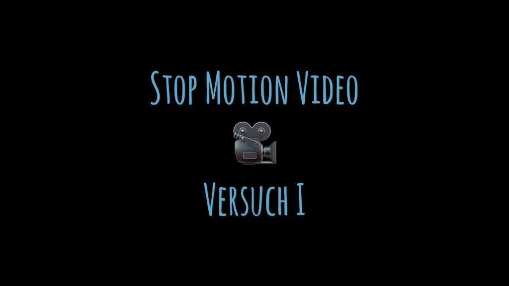 Stop Motion Video screenshot