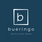 Logo bueringo seo und social media